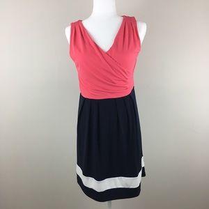 LOFT Petites Wrap Dress Size SP